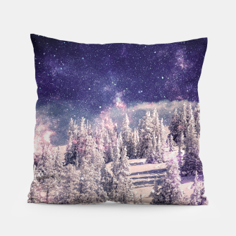 Thumbnail image of Ides of space Pillow, Live Heroes