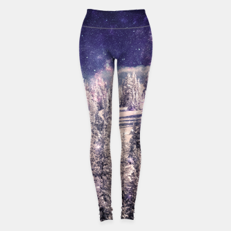 Miniature de image de Ides of space Leggings, Live Heroes
