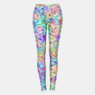Thumbnail image of kooh Leggings, Live Heroes