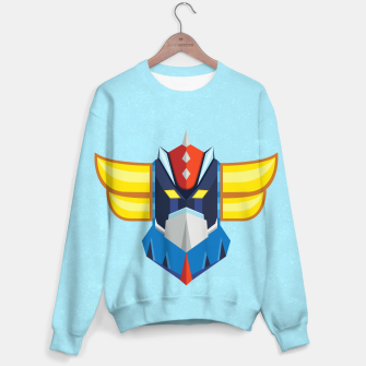 Thumbnail image of Grendizer Sweater, Live Heroes
