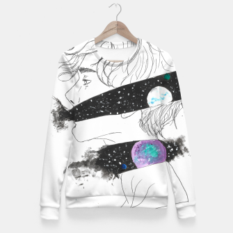 Thumbnail image of starseeed series 01 Fitted Waist Sweater, Live Heroes