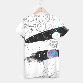 Thumbnail image of starseeed series 01 T-shirt, Live Heroes