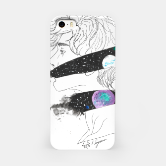 Thumbnail image of starseeed series 01 iPhone Case, Live Heroes
