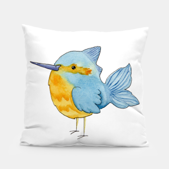 fish bird Almohada miniature