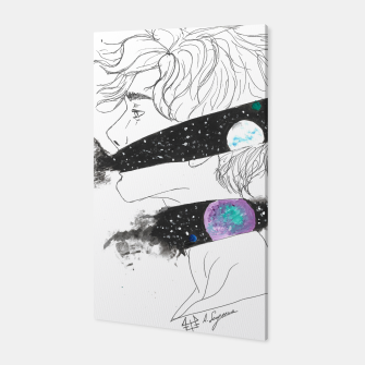 Thumbnail image of starseeed series 01 Canvas, Live Heroes