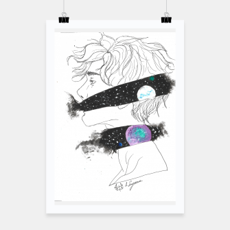 Thumbnail image of starseeed series 01 Poster, Live Heroes
