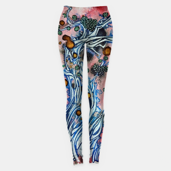 Thumbnail image of Lightning tree Leggings, Live Heroes
