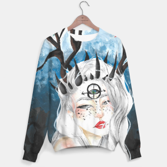 Thumbnail image of Let me bloom Sweater, Live Heroes