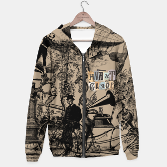 Miniature de image de The Creative Process of Avant-Garde Music Hoodie, Live Heroes