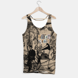 Thumbnail image of The Creative Process of Avant-Garde Music Tank Top, Live Heroes