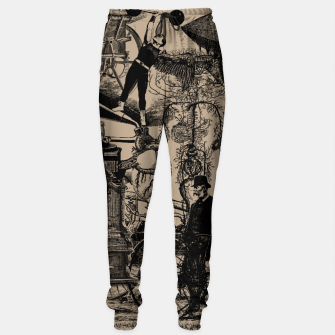Thumbnail image of The Creative Process of Avant-Garde Music Sweatpants, Live Heroes
