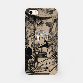 Thumbnail image of The Creative Process of Avant-Garde Music iPhone Case, Live Heroes