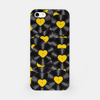 Thumbnail image of Vinyl Love iPhone Case, Live Heroes