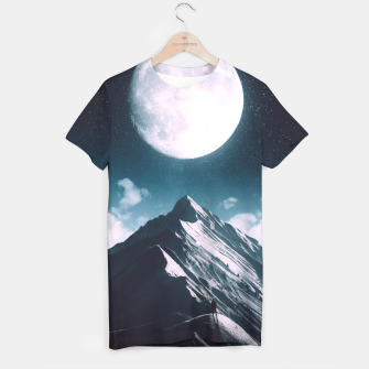 Thumbnail image of New Moon T-shirt, Live Heroes