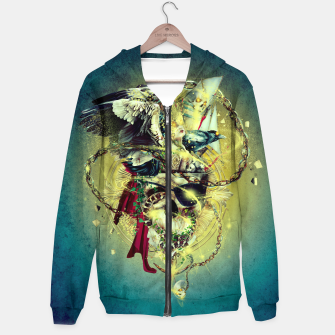 Thumbnail image of Lost In The Sea II Hoodie, Live Heroes