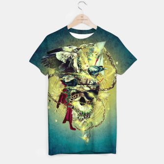 Thumbnail image of Lost In The Sea II T-shirt, Live Heroes