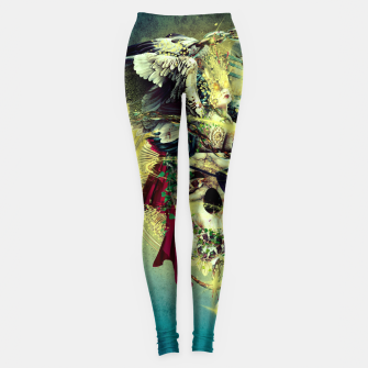 Thumbnail image of Lost In The Sea II Leggings, Live Heroes