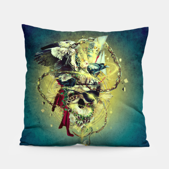 Thumbnail image of Lost In The Sea II Pillow, Live Heroes