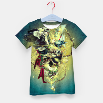 Thumbnail image of Lost In The Sea II Kid's T-shirt, Live Heroes