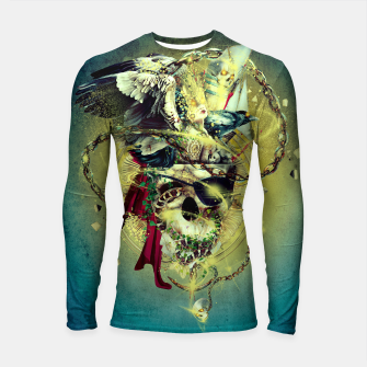Thumbnail image of Lost In The Sea II Longsleeve Rashguard , Live Heroes