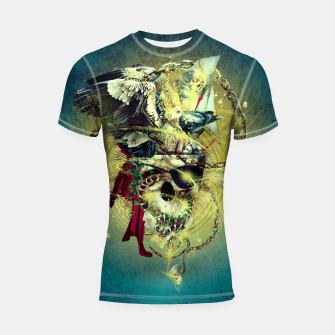 Imagen en miniatura de Lost In The Sea II Shortsleeve Rashguard, Live Heroes