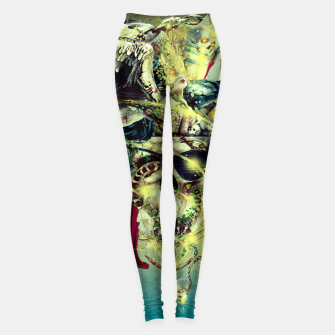 Miniature de image de Lost In The Sea II Leggings, Live Heroes