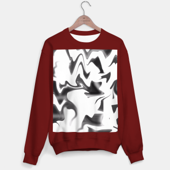 Thumbnail image of Black&WhiteMixture Sweater regular, Live Heroes