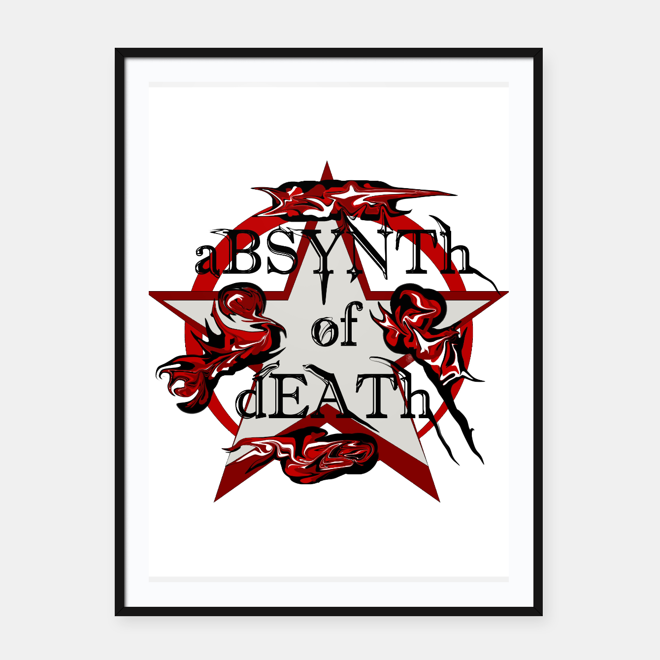 Image of aBSYNTh of dEATh -