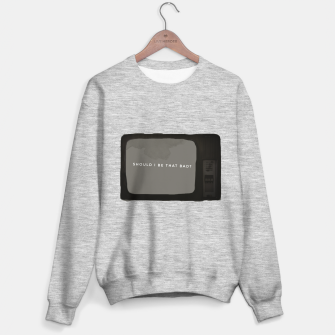 Thumbnail image of Opinions Sweater regular, Live Heroes