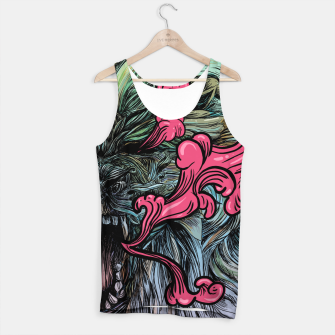 Thumbnail image of Dragon Tank Top, Live Heroes