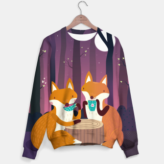 Thumbnail image of Tea time Sweater, Live Heroes