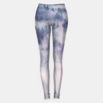 Thumbnail image of Space is Yours Leggings, Live Heroes