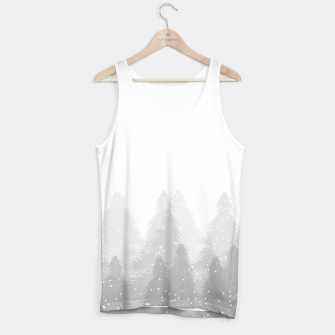 Thumbnail image of Winter Land Light Tank Top, Live Heroes