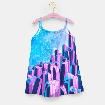 Thumbnail image of Crystal Peak Girl's Dress, Live Heroes