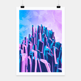 Thumbnail image of Crystal Peak Poster, Live Heroes