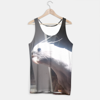 Thumbnail image of Snow Feather Tank Top, Live Heroes