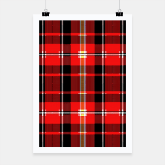Thumbnail image of Digital Plaid 2 Poster, Live Heroes