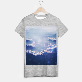 Thumbnail image of Space Within T-shirt regular, Live Heroes