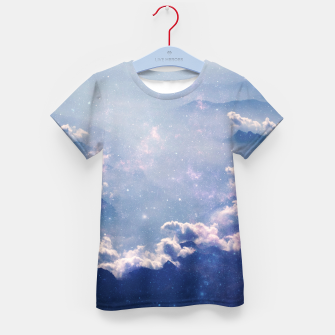 Thumbnail image of Space Within Kid's T-shirt, Live Heroes
