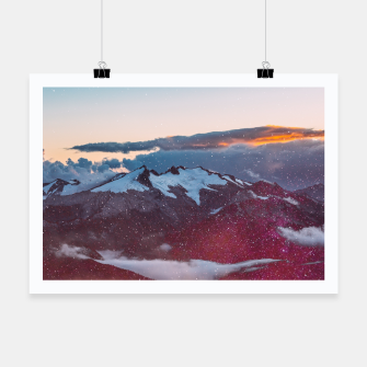 Thumbnail image of Wander Love - Winter landscape photography Poster, Live Heroes