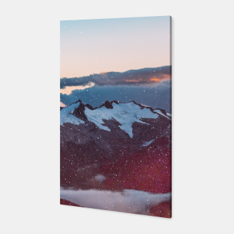 Miniaturka Wander Love - Winter landscape photography Canvas, Live Heroes