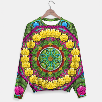 Miniatur  Bohemian chic in fantasy style Sweater, Live Heroes