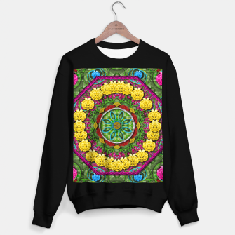 Miniatur  Bohemian chic in fantasy style Sweater regular, Live Heroes