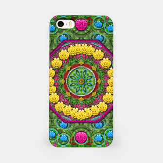 Miniatur  Bohemian chic in fantasy style iPhone Case, Live Heroes
