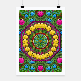 Miniatur  Bohemian chic in fantasy style Poster, Live Heroes