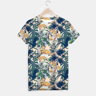 Miniature de image de Mother nature in the rainforest Camiseta, Live Heroes