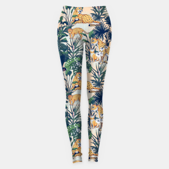 Mother nature in the rainforest Leggings thumbnail image