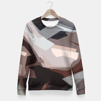 Thumbnail image of Decisions Fitted Waist Sweater, Live Heroes