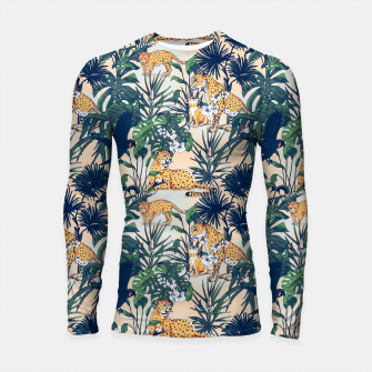 Mother nature in the rainforest Longsleeve Rashguard thumbnail image