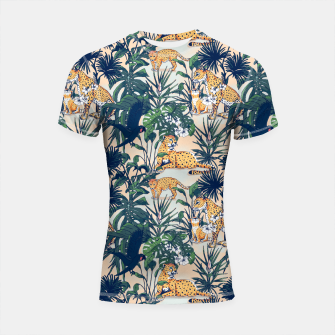Mother nature in the rainforest Shortsleeve Rashguard thumbnail image